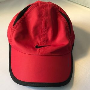 Nike Other - Red Dri-Fit Nike hat