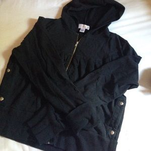 Loft Fashion Jackets & Blazers - Hoodie from loft