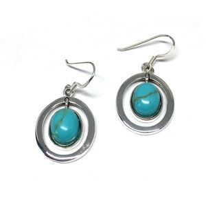 Jewelry - Sterling Silver Turquoise Handmade Delectation