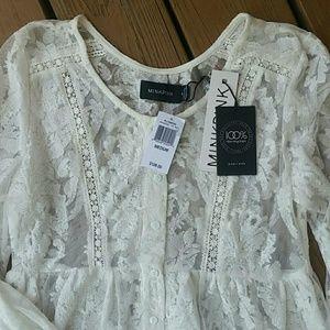 MINKPINK Dresses & Skirts - MinkPink lace dress! NWT