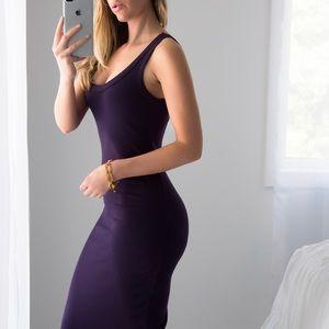 11thstreet Dresses & Skirts - Purple Sunrise Dress *LAST!