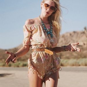 Spell & The Gypsy Collective Dresses & Skirts - Spell & The Gypsy Collective Sundance Romper