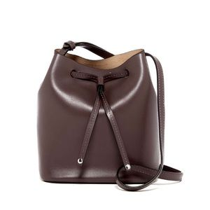 Lodis Handbags - FLASH SALE 💜Blake leather bucket bag by Lodis