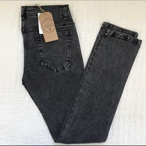 NATIVE YOUTH Other - Native Youth Gray Acid Wash Denim Jeans skinny