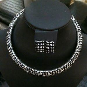 Jewelry - SALE! Bundle 5 for $25 New. Rhinestone Set