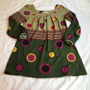 Aryeh Tops - Aryeh tunic style blouse Large great detail
