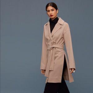 NWT Aritzia Babaton Moholy Coat