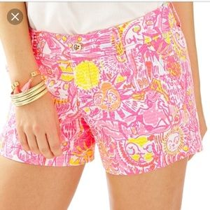Lilly Pulitzer Pants - RESERVED FOR JEN NWT kinis in the keys