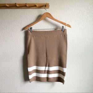 EDUN Dresses & Skirts - Sweater Pencil Skirt