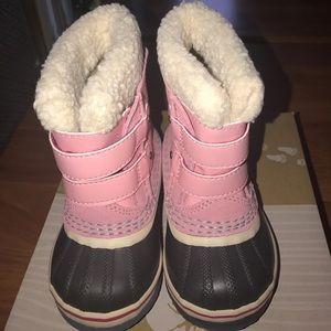 Sorel Other - Brand New Sorel toddler boot !