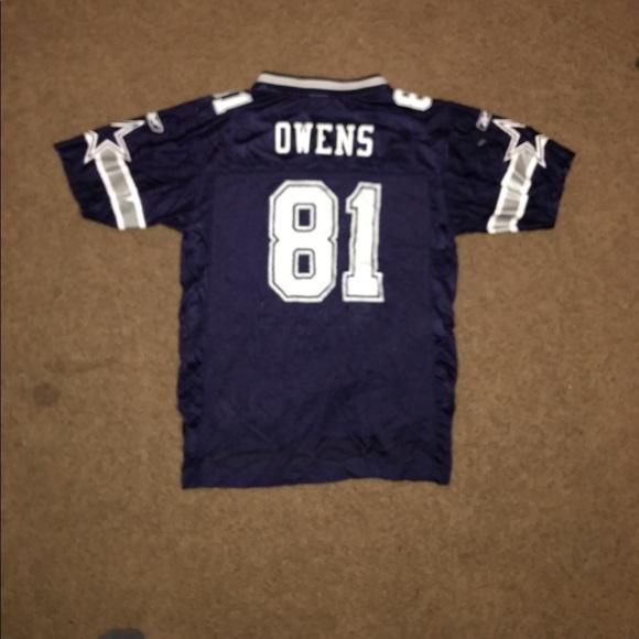 terrell owens jersey
