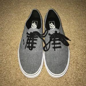 Vans Other - Gray Vans