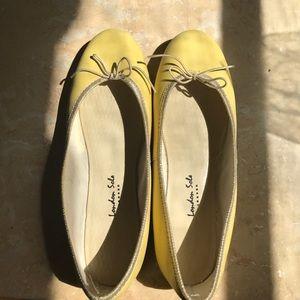London Sole Shoes - London Sole ballet flats