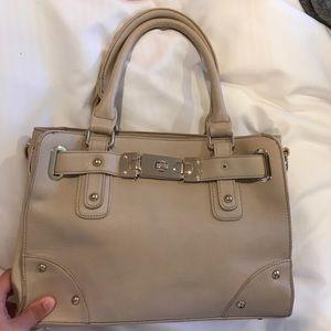Dune London handbag with crossbody strap