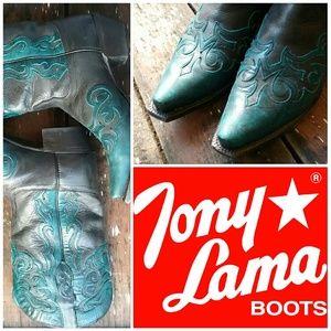 Tony Lama Shoes - Tony Lama Dress Boots