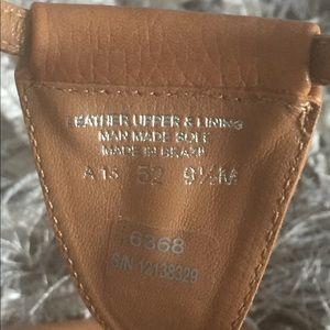 aaa30fab1541 Tory Burch Shoes - Tory Burch Britton Cork Wedge Thong Sandals 9.5