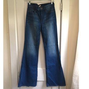 *NWOT* J.Crew High Waist Flare Jeans - Sz 29