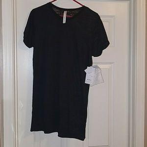 RVCA Tops - RVCA Small T-shirt Dress