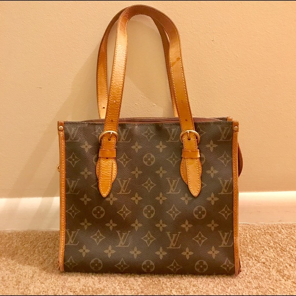 a96cc70b1798 Louis Vuitton Handbags - FINAL MARKDOWN Authentic LV Popincourt Haut Bag