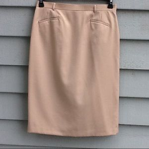Talbots Dresses & Skirts - Classic Talbot's wool gabardine skirt