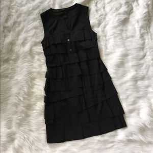 BCBGMaxAzria Dresses & Skirts - 🔮 BCBG Tier Ruffle Dress