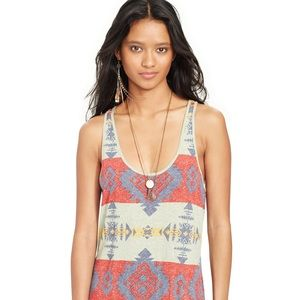 Denim & Supply Ralph Lauren Dresses & Skirts - Denim & Supply Southwestern Tank Maxi Dress
