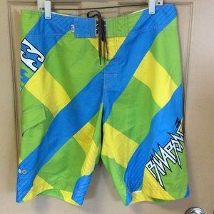 Men's Billabong board shorts-size 36