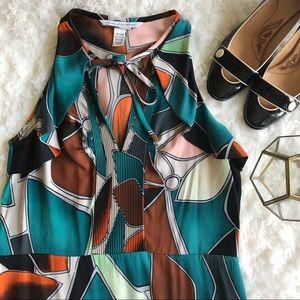 Diane von Furstenberg Dresses & Skirts - Diane Von Furstenberg Berit Multi-color Dress