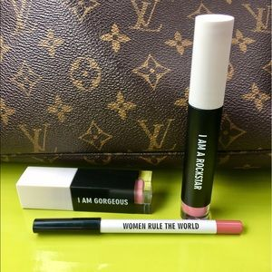 Sephora Other - NWT Real Her Blush Lip Kit