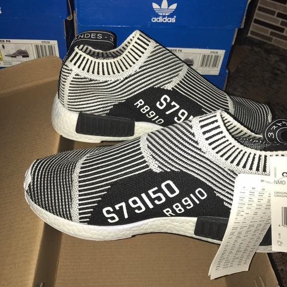 3ebf78ae8e2 Adidas NMD CS1 City Sock Primeknit Shoes LE S79150