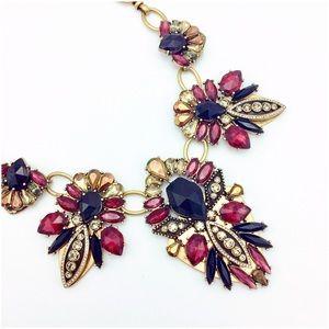 Chloe + Isabel Jewelry - Fair Isle Statement Necklace   Chloe + Isabel