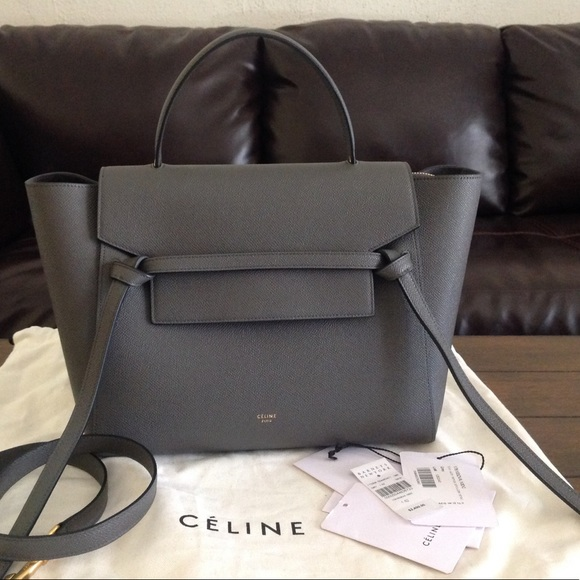 2f9b6ae1d9 CELINE MINI BELT BAG