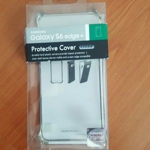 galaxy  Accessories - Galaxy s6 edge clear cover