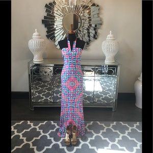Alice & Trixie Dresses & Skirts - Alice and Trixie Maxi Dress (100% Silk)❤️