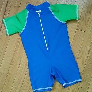 Flap Happy Other - Size 5 one-piece boy swim suit