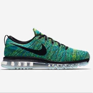 NIKE MENS AUTHENTIC MENS FLYKNIT AIR MAX Sz 11 NEW
