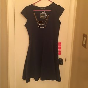 "Pinc Premium Dresses & Skirts - Navy blue ""LBD"""
