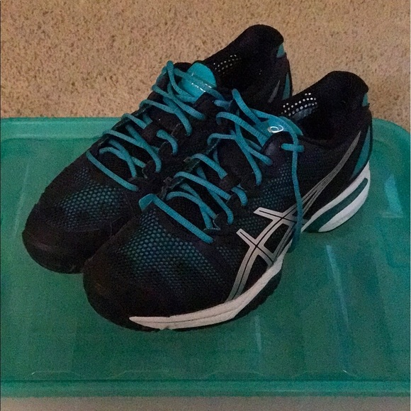 Asics Gel Solution Speed 2 Clay Court Tennis Shoes