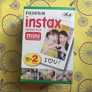 Fujifilm Other - Fijifilm Instax Mini Instant Film Twin Pack