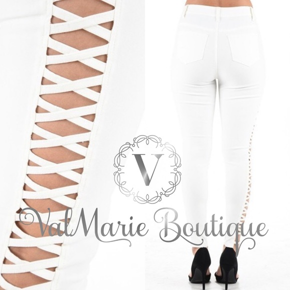 ValMarie Boutique Jeans - 📍CLEARANCE 📍Super Skinny Highrise Stretchy Pants