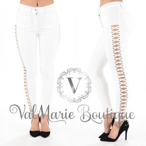ValMarie Boutique Jeans - Super Skinny Highrise Stretchy Pants