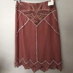 For Joseph Dresses & Skirts - Vintage beaded skirt size 2