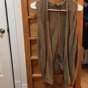 XOXO Sweaters - XOXO sleeveless sweater