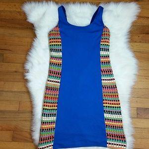 Judith March Dresses & Skirts - Judith March Yarn Panel Dress
