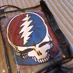Other - Deadheads Informed! 2 Clear Venue Backpacks