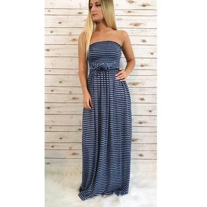 Plenty by Tracy Reese Dresses & Skirts - Plenty by Tracy reese strapless maxi dress