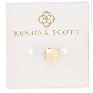 Kendra Scott Jewelry - 5 FOR $25🔥Kendra Scott Gold Faceted Bead Charm