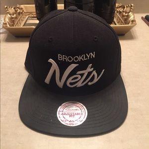 Mitchell & Ness Accessories - Brooklyn nets SnapBack