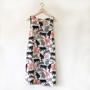 HM Jungle Cat Dress