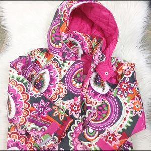 Hanna Andersson Other - Girls Hanna Andersson floral coat